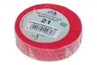 NITTO 21 PVC PLASTIC TAPE RED