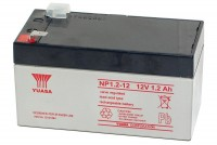 Yuasa 12V 1,2Ah SEALED LEAD ACID BATTERY