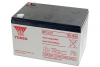 Yuasa 12V 12Ah SEALED LEAD ACID BATTERY