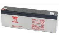 Yuasa 12V 2,3Ah SEALED LEAD ACID BATTERY