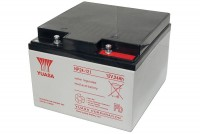 Yuasa 12V 24Ah SEALED LEAD ACID BATTERY