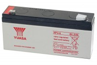 Yuasa 6V 3Ah SEALED LEAD ACID BATTERY