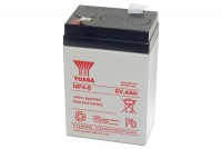 Yuasa 6V 4Ah SEALED LEAD ACID BATTERY