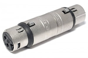 ADAPTER XLR FEMALE / FEMALE