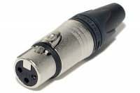 Neutrik XLR-FEMALE 3-PIN