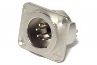 Neutrik XLR-MALE 5-PIN PANEL MOUNT SOCKET