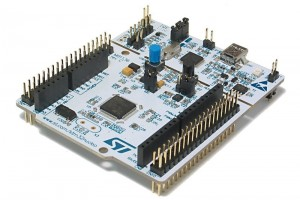 EVALUATION BOARD STM32F0 ARM Cortex-M0 48MHz (STM32F072RBT6)