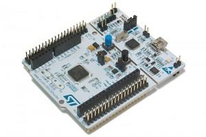 EVALUATION BOARD STM32F1 ARM Cortex-M3 72MHz (STM32F103RBT6)