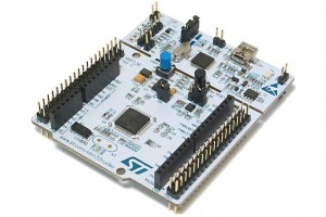 EVALUATION BOARD ARM Cortex-M4 72MHz (STM32F334R8T6)