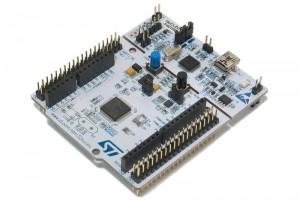 EVALUATION BOARD STM32F4 ARM Cortex-M4 84MHz (STM32F401RET6)