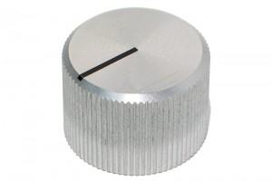 CONTROL KNOB 6mm AXIS Ø6mm ALUMINIUM