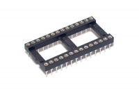 IC SOCKET 28-PINS 600mils (DIP28,DIL28)