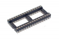 IC SOCKET 32-PINS 600mils (DIP32,DIL32)