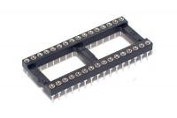 IC SOCKET 32-PINS 600mils (DIP32,DIL32)
