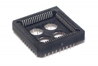 PLCC SOCKET 68-PIN THT