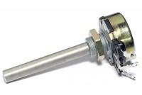 WIRE-WOUND POTENTIOMETER 6mm 4W LIN 100ohm