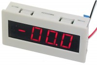 LED PANEL VOLTAGE METER 0-200mV