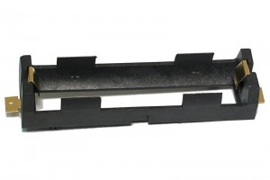 BATTERY HOLDER 1x 18650 Li-Ion CELL
