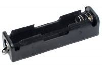 BATTERY HOLDER 1x AA SOLDERABLE