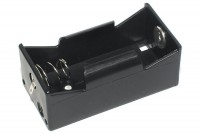 BATTERY HOLDER 1x D SOLDERABLE