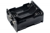 BATTERY HOLDER 6x AA