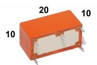PCB RELAY SPDT 5A 24VDC