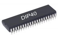 Microchip MIKROKONTROLLERI PIC16F874 4MHz DIP40