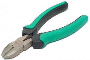 SIDE CUTTING PLIER FOR ؘ2,6mm COPPER