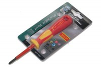 INSULATED SCREWDRIVER 1000V PZ0x60
