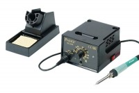 TEMPERATURE CONTROLLED SOLDERING STATION 60W 480°C