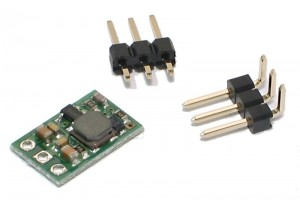 STEP-UP DC/DC-CONVERTER 1,4A 2,5-5V/5VDC
