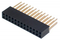 PIN HEADER FEMALE 2x13 R2,54 LONG PINS (Raspberry)
