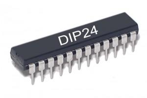 TTL-LOGIIKKAPIIRI BUS 74646 HC-PERHE DIP24 kapea