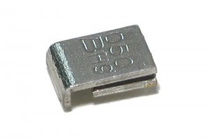 SMD RESETTABLE FUSE 0,5A 50V