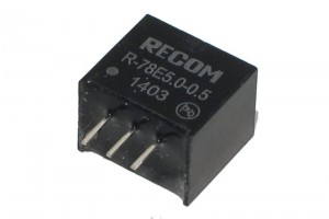 SWITCHING REGULATOR MODULE 1,5A +5V (replacement for 7805)