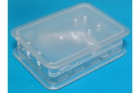 Raspberry Pi 2/B+ PLASTIC ENCLOSURE TRANSPARENT (Teko)