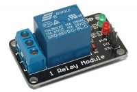 RELAY MODULE WITH ONE RELAY 5VDC