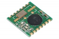 Hope MINIATURE DIGITAL RF FSK TRANSCEIVER 868Mhz SMD