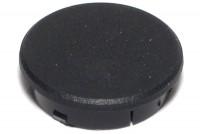 FLAT CAP 28mm BLACK