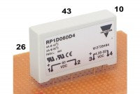 SOLID STATE RELAY 4A 60VDC