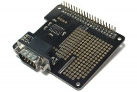 RASPBERRY PI BOARD RS232