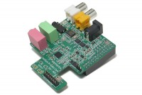 RASPBERRY PI BOARD WOLFSON AUDIO CARD