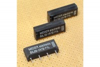 REED RELAY SIL 1A 12VDC +DIODE