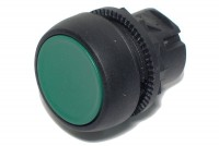 GREEN PUSH-BUTTON KNOB FOR SWITCHING ELEMENT