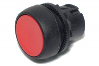 RED PUSH-BUTTON KNOB FOR SWITCHING ELEMENT