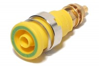 4mm SAFETY BANANA SOCKET PE