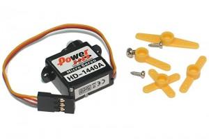 ANALOG SERVO 165ast 6VDC 10Ncm