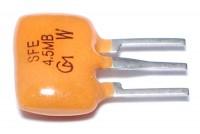 CERAMIC BAND-PASS FILTER 5,5MHz