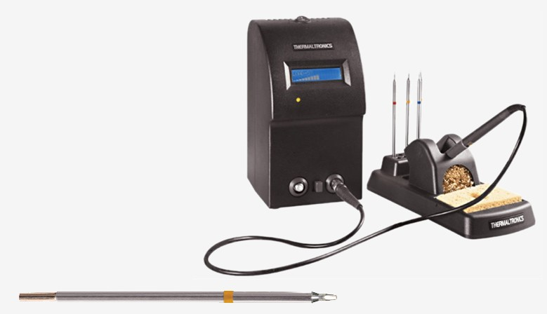 Thermatronics soldering stations